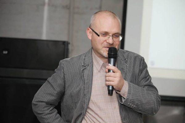 """Лекция на международном Фестивале """"Никогда не поздно"""""""